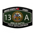 Army MOS Patches