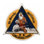 Navy Commander Carrier Group 3 WESTPAC Cruise Patch