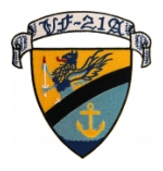 Navy Fighter Squadron VF-21A Patch