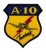 Air Force A-10 Thunderbolt / Warthog Patches