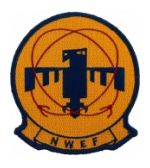 Naval Weapons Evaluation Facility Albuquerque, New Mexico Patch