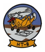 Navy Helicopter Training Squadron HT-8 Patch