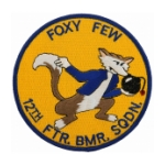 Air Force 12th Fighter Bomber Squadron patch