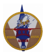 31st Naval Construction Battalion ( WWII ) Patch