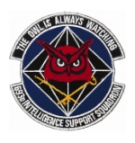 Air Force Intelligence Support Squadron Patches