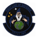 Air Force Information Warfare Squadron Patches