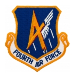 Fourth Air Force Patch