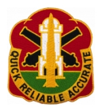 56th Field Artillery Command Patch (Quick Reliable Accurate)