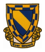 Army 553rd Armored Infantry Battalion Patch