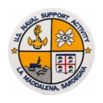 Naval Support Activity La Maddalena, Sardegna Patch