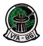 Navy Strike Fighter Squadron VFA-86 Sindwinders Patch