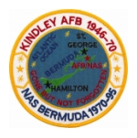 Naval Air Station Bermuda1970 - 95 (Kindley AFB 1946-70) Patch