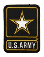 Army Star Logo Patch