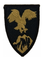 Combined Forces Command Afghanistan Scorpion / OCP Patch With Hook Fastener