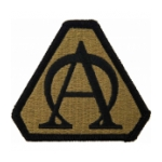 Aquisition Agency Scorpion / OCP Patch With Hook Fastener