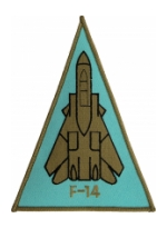 Air Force F-14 Patches