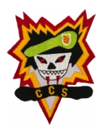 Special Forces Command Control South CCS PatchCCS Patch