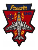 Air Force EA-6B Prowler Patches