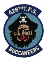 428th Tactical Fighter Squadron Patch