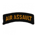Air Assault Tab
