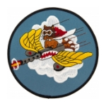301st Fighter Squadron Patch