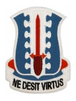 Airborne Infantry Regiment Patches