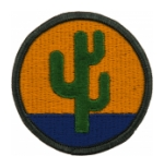 103rd Infantry Division Patch