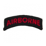 Airborne Tab (Black / Red)
