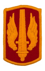 18th Field Artillery Brigade Patch