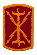 Field Artillery Brigade Patches