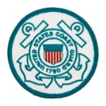 Small Coast Guard Patch