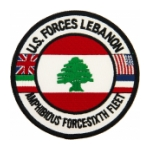 U.S. Forces Lebanon Patch