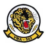 Marine Attack Squadron VMA-542 Patch