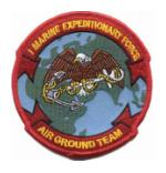1st Marine Expeditionary Force (Air Ground Team) Patch