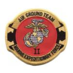 2nd Marine Expeditionary Force (Air Ground Team) Patch