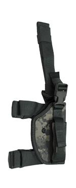 Tactical Low Ride Holster Right Handed (Army ACU Digital)