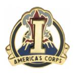 1st Corps Distinctive Unit Insignia