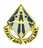 31st Air Defense Artillery Distinctive Unit Insignia