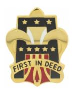 1st Army Distinctive Unit Insignia