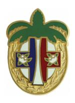 305th Field Hospital Distinctive Unit Insignia
