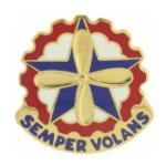 Mobilization AVCRAD Distinctive Unit Insignia