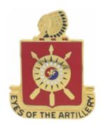 171st Field Artillery Distinctive Unit Insignia