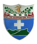 172nd Armor Battalion Distinctive Unit Insignia