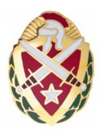 Allied Forces Southern Europe Distinctive Unit Insignia