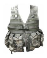 M.O.L.L.E II Fighting Load Carrier Vest