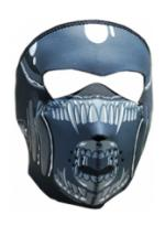 Neoprene Face Mask (Alien)