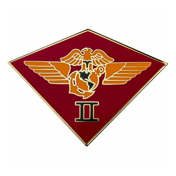 2nd Marine Air Wing Combat Service I.D. Badge