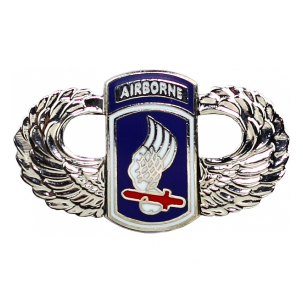 173RD Airborne Wing Pin