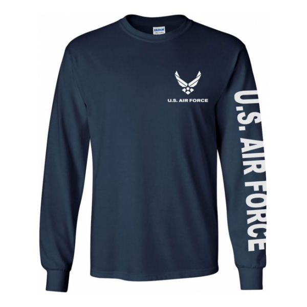 f94de0aa4a2c Military Long Sleeve T-Shirts   Flying Tigers Surplus