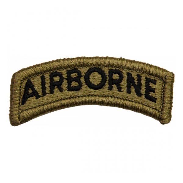 Airborne Tab Scorpion / OCP Patch With Hook Fastener